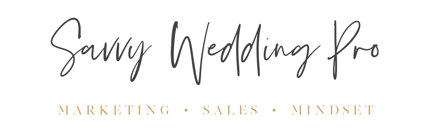 savvy wedding pro business coaching for wedding business owners and creatives